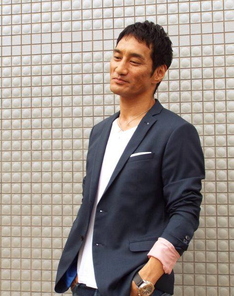 谷田歩さん=撮影・達花和月
