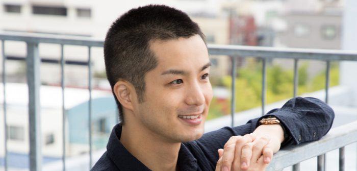 田代万里生さん=撮影・岩村美佳