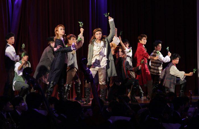 カヅラカタ歌劇団『1789 -バスティーユの恋人たち-』より=撮影:アイデアニュース・橋本正人
