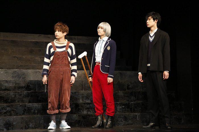 舞台『はみだしっ子』より=写真提供・劇団スタジオライフ