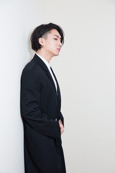 松下優也さん=撮影・岩村美佳