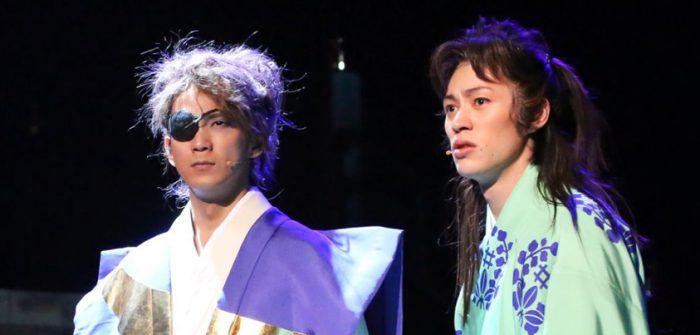 『ゆく年く・る年冬の陣 師走明治座時代劇祭』より=撮影・宮川舞子