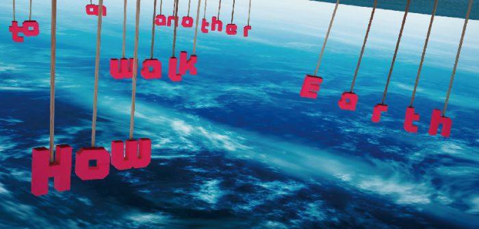 虚構の劇団 第13回公演『もうひとつの地球の歩き方〜How to walk on another Earth.〜』より