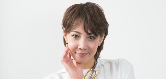 柚希礼音さん=撮影・岩村美佳
