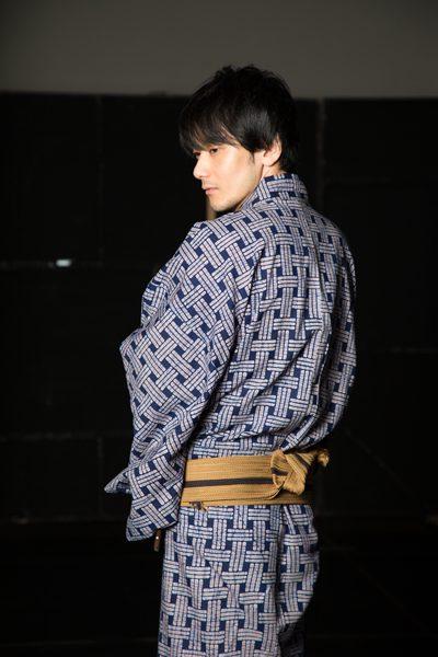 小西遼生さん=撮影・岩村美佳