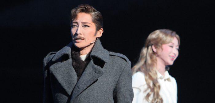 宝塚歌劇星組公演、ミュージカル『ドクトル・ジバゴ』より=撮影:アイデアニュース・橋本正人