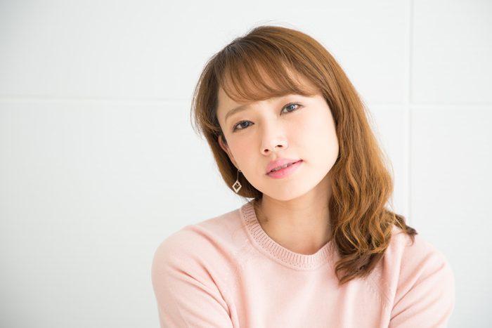 ソニンさん=撮影・岩村美佳