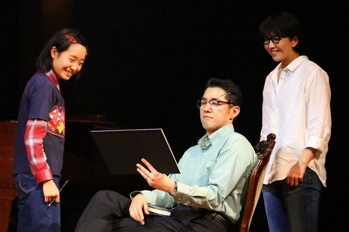A NEW BROADWAY MUSICAL『FUN HOME ファン・ホーム ある家族の悲喜劇』より=写真提供/東宝演劇部