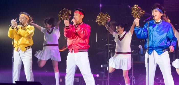 『Mon STARS Concert ~Again~』より=撮影:桜井隆幸