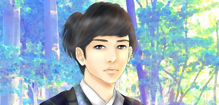 新田義貞=画・anji56