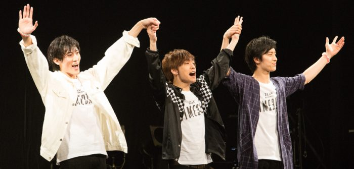 3LDK presents『TIME3LIP』より=撮影・岩村美佳