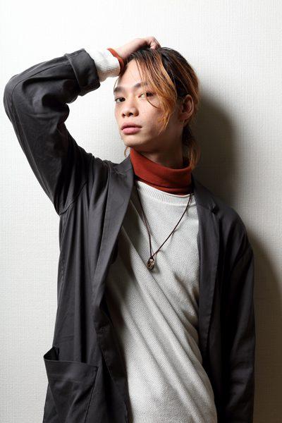 池田純矢さん=撮影・伊藤華織
