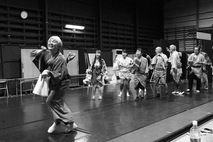 『たいこどんどん』の稽古場写真=撮影・宮川舞子