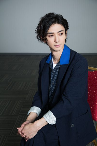 古川雄大さん=撮影・岩村美佳