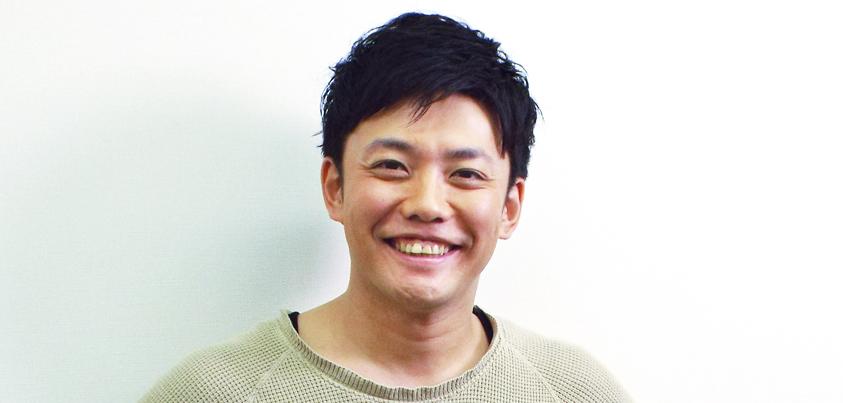 藤岡正明さん=撮影・達花和月