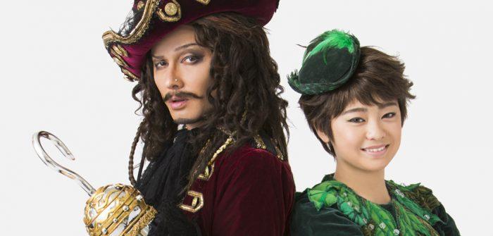 ISSAさんと吉柳咲良さん=写真提供・ホリプロ