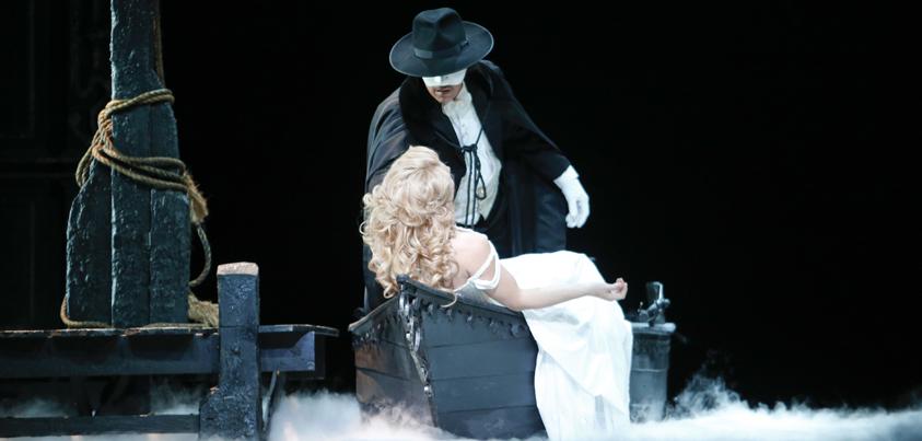 『オペラ座の怪人~ケン・ヒル版~』過去の公演より=写真提供・キョードーメディアス
