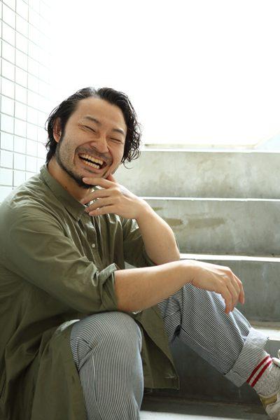 長尾哲平さん=撮影・伊藤華織