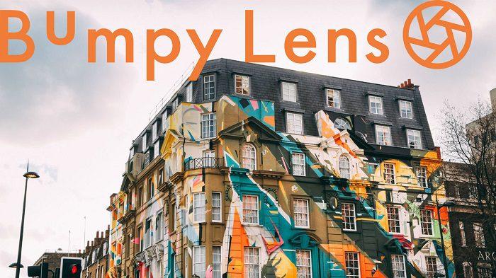 『Bumpy Lens ~劇場で出会ったクリエイティブな人たち~ #4』のビジュアル