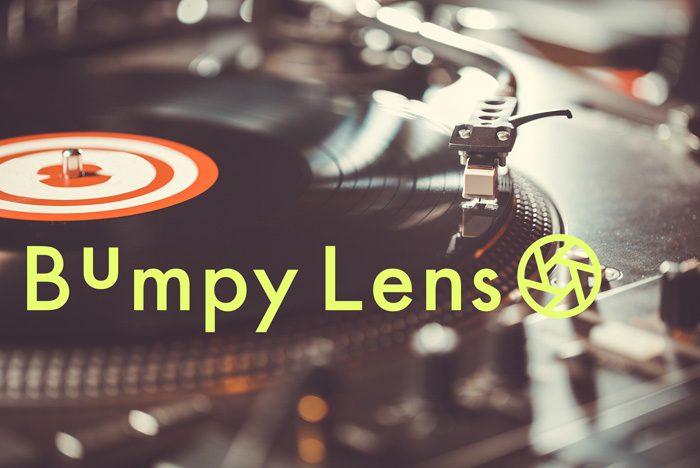 「Bumpy Lens ~劇場で出会ったクリエティブな人たち~」ビジュアル