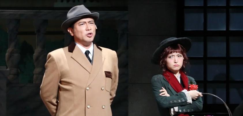 ミュージカル『マイ・フェア・レディ』ゲネプロより=撮影・岩村美佳