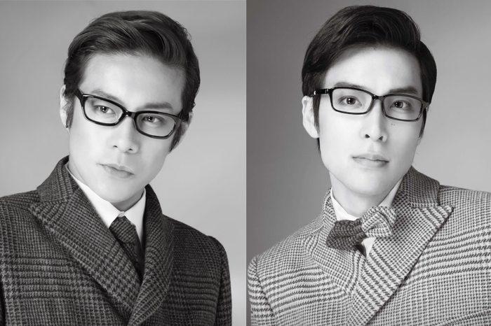 (写真左から)東山義久さん、海宝直人さん=写真提供・キョードーメディアス