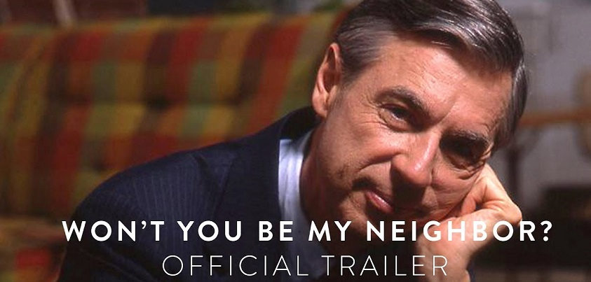 YouTubeの「WON'T YOU BE MY NEIGHBOR? - Official Trailer 」=「Focus Features」チャンネル より