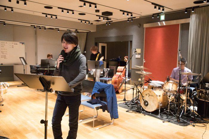 中川晃教コンサート2018『I Sing ~Wonderful Wonder~』リハーサルより=撮影・岩村美佳