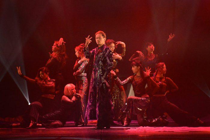 2017年の『ダンスカンタービレ』より=写真提供・博品館劇場