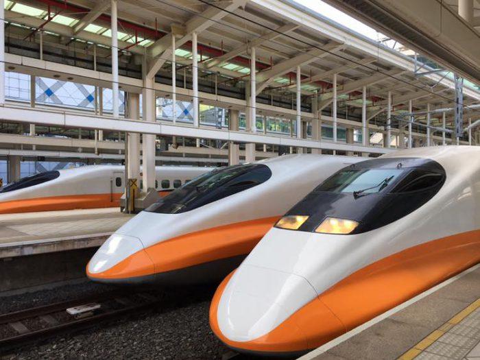 台湾高速鉄道の車両