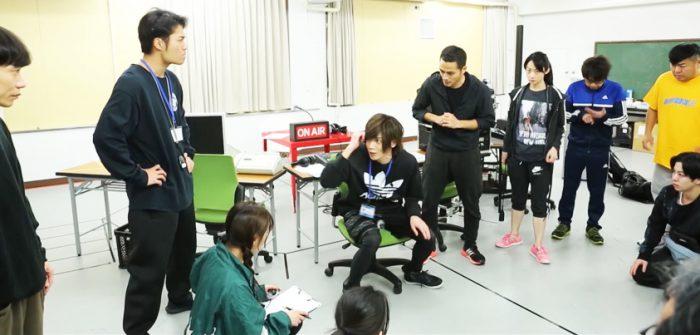 舞台『ジーザス・クライスト・レディオスター』公開舞台稽古より=撮影・伊藤華織