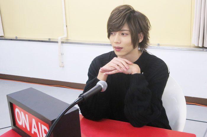 舞台『ジーザス・クライスト・レディオスター』に出演する染谷俊之さん=オフィシャルインタビューより
