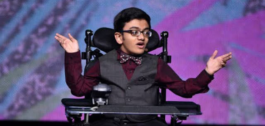YouTubeの「Inspirational Speeches by Sparsh Shah」= Sparsh Shah チャンネルより