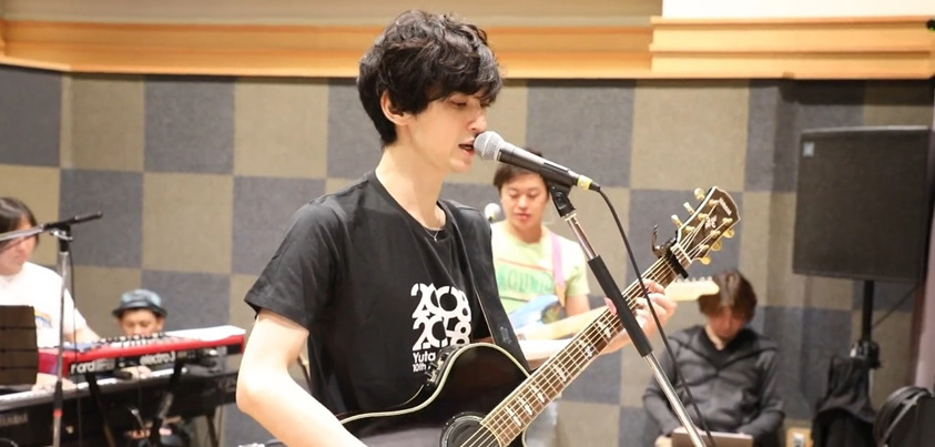 『Yuta Furukawa 10th Anniversary Live [ 2008 - 2018 ]』リハーサルより=撮影・岩村美佳