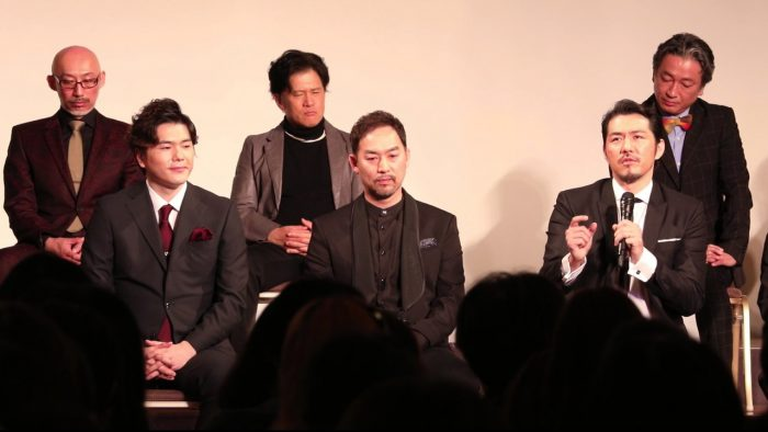 ミュージカル『レ・ミゼラブル』2019 年公演製作発表記者会見の質疑応答より=撮影・岩村美佳