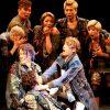 ミュージカル『ロミオ&ジュリエット』2月24日キャストによるゲネプロより=撮影・岩村美佳