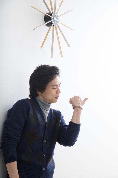 中川晃教さん=撮影・岩村美佳