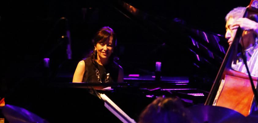 """『木住野佳子 Release Tour """"nuage""""』より=写真提供:Billboard Live OSAKA"""