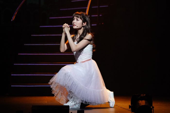 葵わかなさん=撮影:田中亜紀、写真提供:ミュージカル『ロミオ&ジュリエット』公演事務局