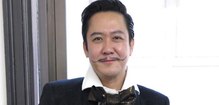 榊原利彦さん=撮影・堀江男二、写真提供・THE REDFACE
