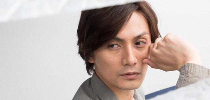 加藤和樹さん=撮影・岩村美佳