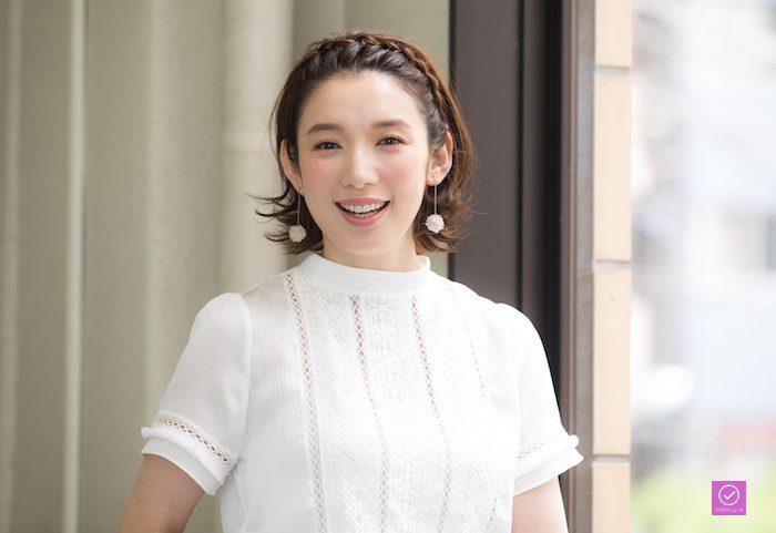 沙央くらまさん、アイデアニュース・プレゼント用写真=撮影・岩村美佳