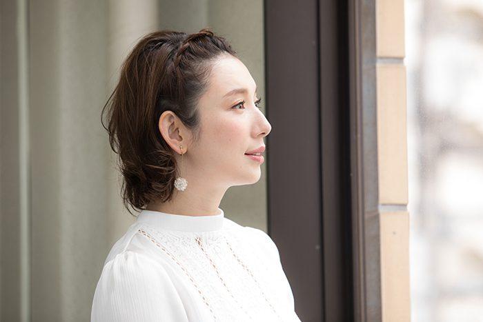 沙央くらまさん=撮影・岩村美佳