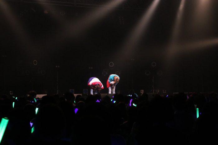『JGワンマンライブ~Thank you for WINGS~』より=写真提供・グッドチョイスエンタテインメント