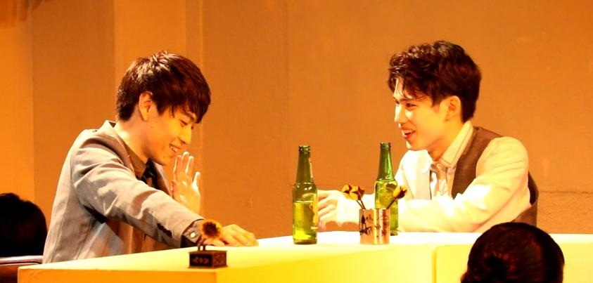 『お月さまへようこそ』公演より「お月さまへようこそ」=撮影・岩村美佳