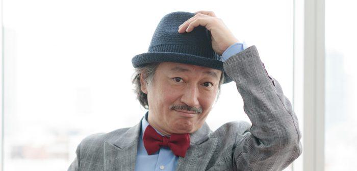駒田一さん=撮影・山本尚侍