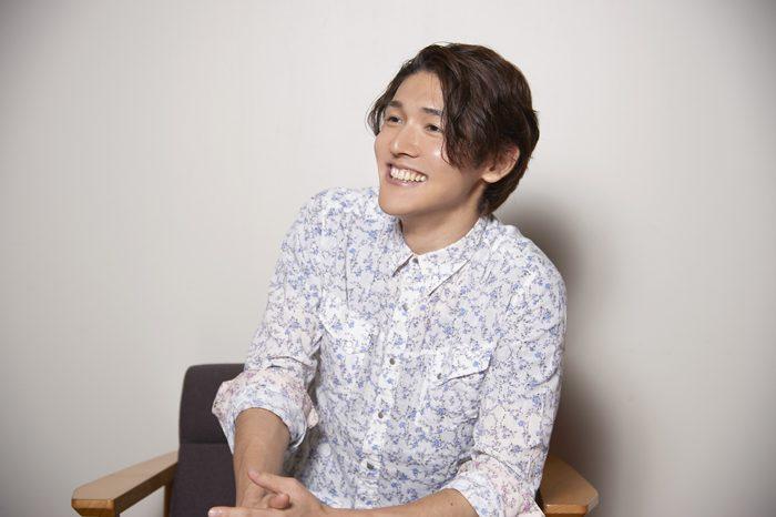 山田元さん=撮影・NORI