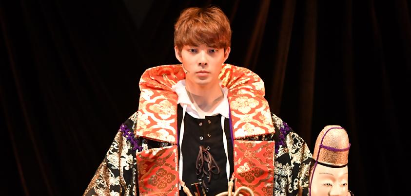 音楽劇『ハムレット』より=(C)2019 ArtistJapan