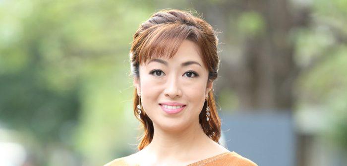 北翔海莉さん=撮影・伊藤華織