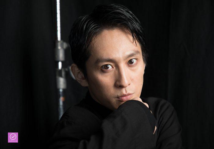 成河さん、アイデアニュース・プレゼント用写真=撮影・岩村美佳